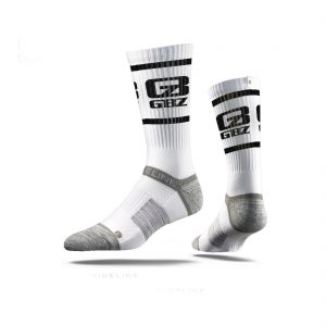 GBZ Socks By STRIDELINE