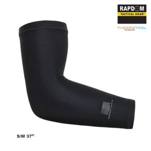 T92-USA - Compression Arm Sleeves Black