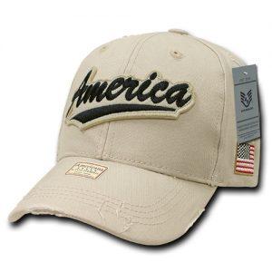 A01 - USA Caps