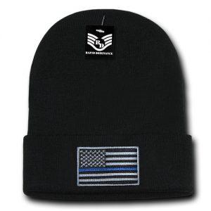 R94 - USA Flag Cuff Beanies